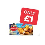 Only £1 | Birds Eye Oven Crispy Fish Fingers | 8
