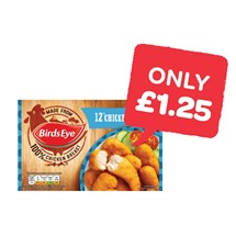 Birds Eye Chicken Dippers | 12