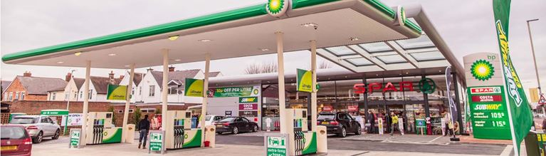 Looking for a nearby petrol station with convenient in store services? Find a SPAR petrol station near me.