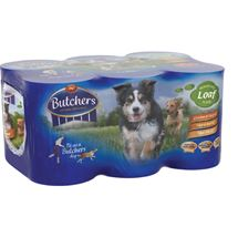 Butchers Dog Food 400g | 6 Pack