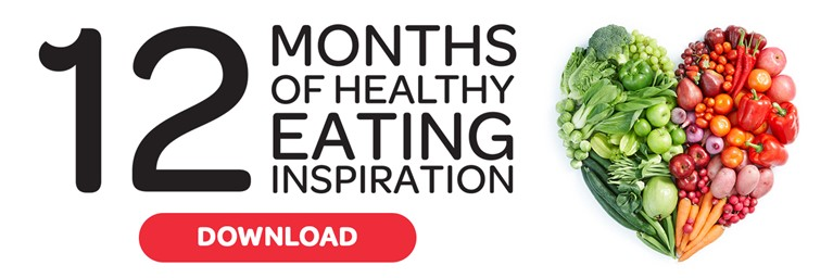 Download our Healthy Eating Inspiration Infographic