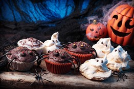 4 Easy Halloween Cake Recipes