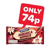 McVities Jamaica Ginger Bar Cake | Each