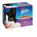 Only £3 | Felix Cat Food 100g | 12 Pack