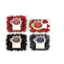 Keelings Strawberries / Blueberries / Raspberries / Blackberries   | 125 - 227g