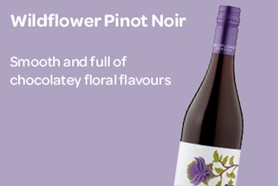 Wildflower Pinot Noir