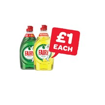 Fairy Original / Lemon Washing Up Liquid | 433ml