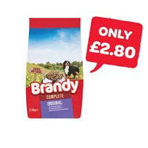 Brandy Dog Food | 2.5Kg