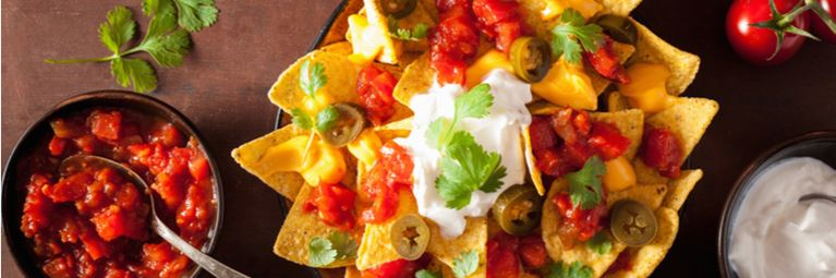Mexican Vegetarian Party Food Ideas