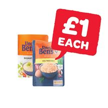 Uncle Bens Express Rice | 250g