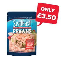 Seafeast Coldwater Prawns | 280g