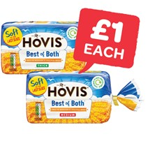 Hovis Best Of Both Medium / Thick | 750g