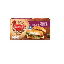 Birds Eye Chicken Quarter Pounders | 2