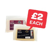 SPAR enjoy local Medium / Mature Cheese  | 300g