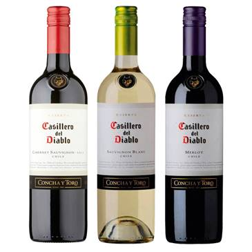 Casillero del Diablo,75cl Bottle