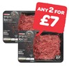 Any 2 For £7 | SPAR enjoy local Premium Beef Mince | 400g