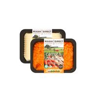 Mash Direct Mashed Potatoes / Mashed Carrots & Parsnips | 400g