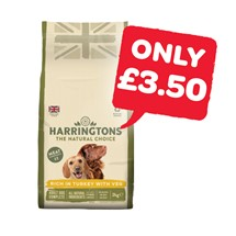 Harringtons Dog Food | 2 Kg