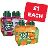 Only £1 | Robinsons Fruit Shoot 200ml | 4 Pack (1)