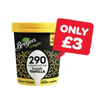 Breyers Cookies / Vanilla High Protein Low Sugar Ice Cream | 500ml