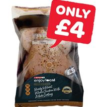 SPAR enjoy local Roast Chicken in a Bag | 1.5Kg