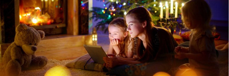 Movie Christmas Ideas for Kids