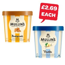 Mullins Ice-Cream | 900ml