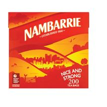 Nambarrie Teabags | 200 Pack
