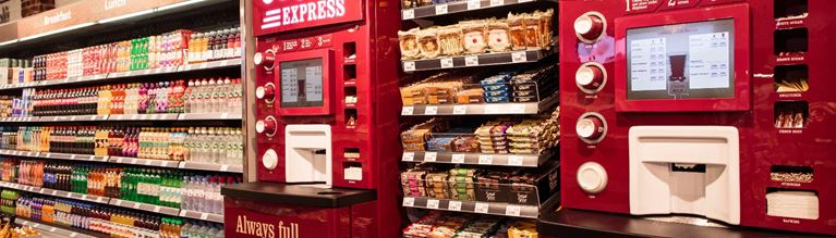 Wondering where is the nearest Costa? Select SPAR stores nationwide now have a Costa Express Machine.