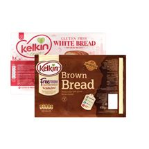 Kelkin White/Brown Bread | 400g
