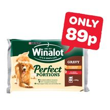 Winalot Dog Food 100g | 4 Pack