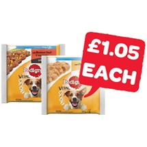 Pedigree Dog Food | 3 Pack