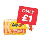Only £1 | Kingsmill Super Toasty | 750g