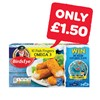 £1.50 | Birds Eye Omega 3 Fish Fingers | 10