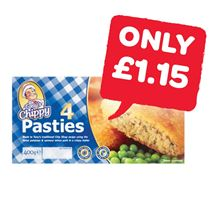 TS Foods Battered Pasties | 4