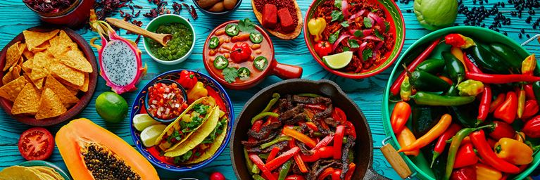 Spicy Mexican Chilli Dishes
