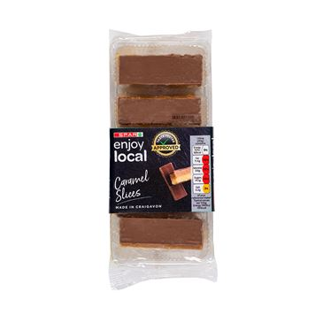 SPAR Enjoy Local Caramel Slices