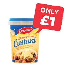 Avonmore Luxury Custard | 500g