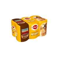 Pedigree Dog Food 385/400g | 6 Pack