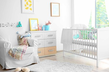 The Nesting Period: Preparing Your House For a Baby