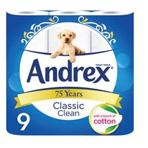Andrex | 9 Roll