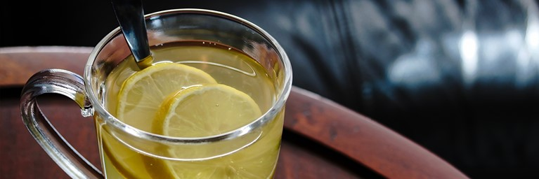 The Gin Hot Toddy