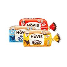 Hovis Live Good White / Wholemeal / Granary | 525g
