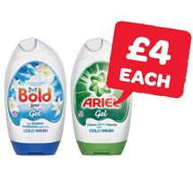 Bold / Ariel Gel 24 Wash | 888ml