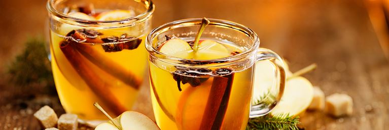 The Hot Rum Toddy