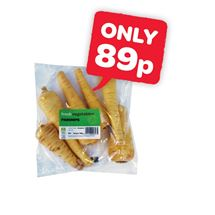 fresh Parsnips | 500g