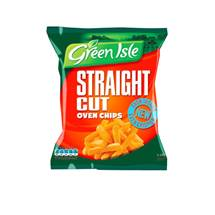 Green Isle Straight Cut Oven Chips | 1.5Kg