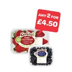 Any 2 for £4.50 | Keeling