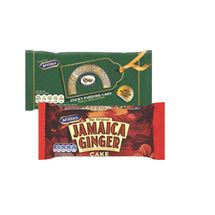 McVities Jamaica Ginger / Golden Syrup Bar Cake | Single