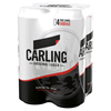 £5.00, Carling Standard Lager, 4x568ml Can Pack